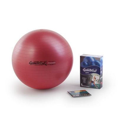 Siddebold / pilatesbold til kontoret 65 cm