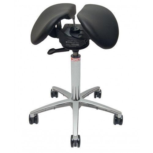 Salli Swing sadel stol: Træn din ryg på en Salli stol