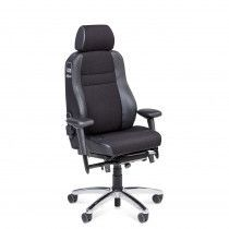 BMA Secur24 Basic kontorstol til tunge eller overvægtige brugere