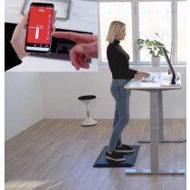 Hæve-sænkebord med App - NYHED!