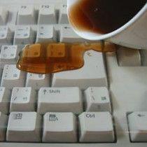 Overtræk til tastatur