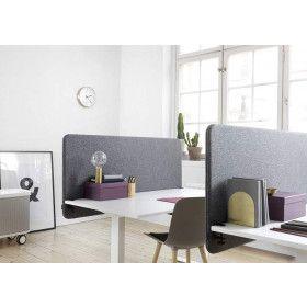 Abstracta Softline bordskærm / lydabsorberende akustikvæg