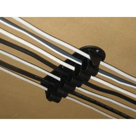 Kabelholder - nemt kliksystem