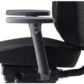 4D armlæn til Lanab Challenge 6330+ og 6340+ kontorstolen