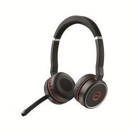 Jabra Evolve 75 trådløst headset - NYHED