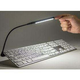 LogicLight lampe til keyboard