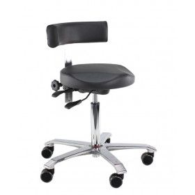 Score Medical 6321 taburet m/hjul og ryg