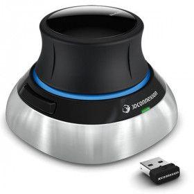 3Dconnexion SpaceMouse Wireless 2 - trådløs 3D mus