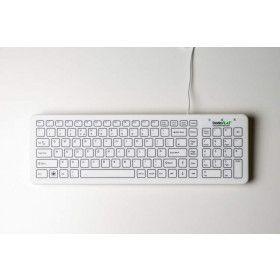 SterileFLAT antibakterielt keyboard - NYHED